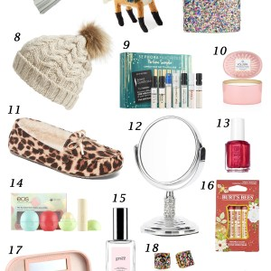 Christmas Gift Ideas for Her - Under $25 - Christmas Gifts on a Budget - alexawebb.com #alexawebb