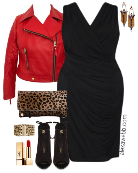 b5dfcbb0107 Plus Size LBD Outfits - Plus Size Little Black Dress - Plus Size Holiday  Dress