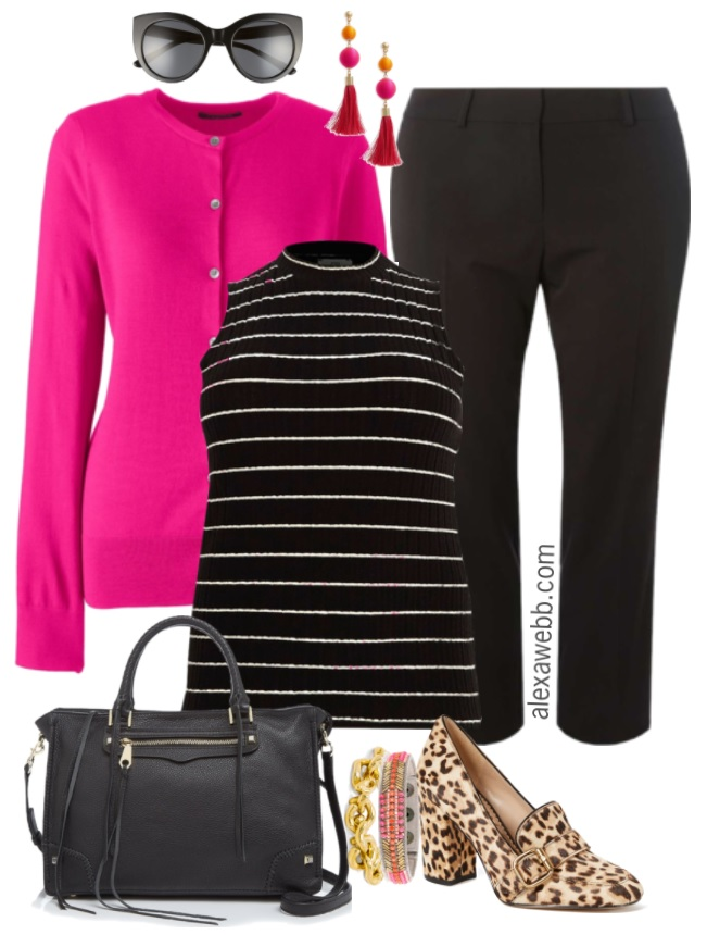 Plus Size Business Casual Outfits x 2