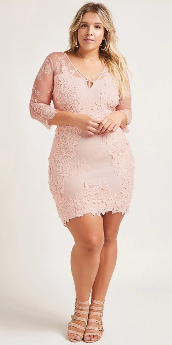 21 Plus Size Wedding Guest Dresses With Sleeves Alexa Webb