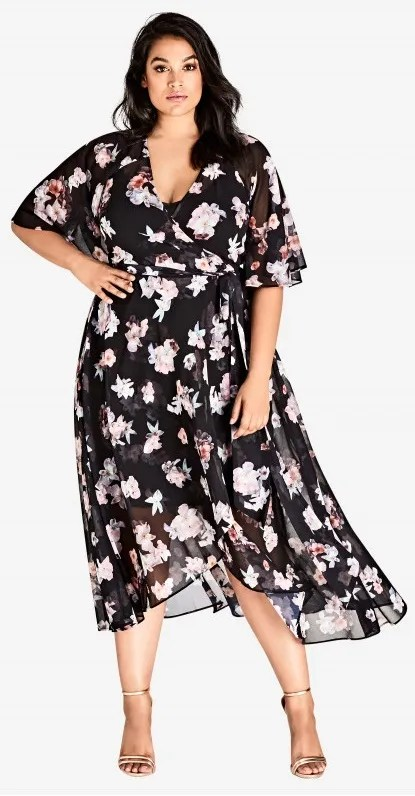 30 Plus Size Summer Wedding Guest Dresses With Sleeves Alexa Webb
