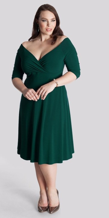 cdbe40021c3 43 Plus Size Wedding Guest Dresses  with Sleeves  - Plus Size Party Dresses  -