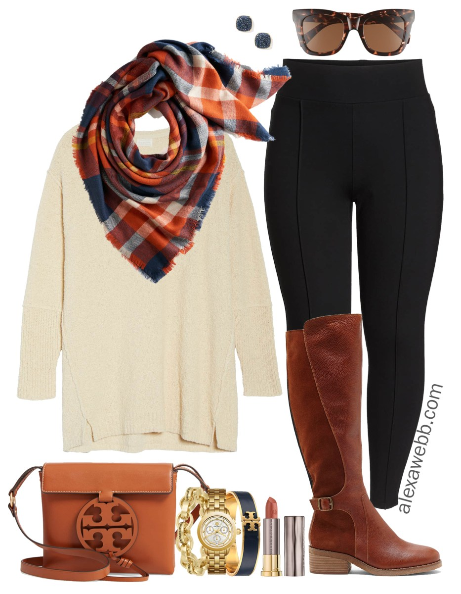Plus Size Thanksgiving Outfits - Part 1