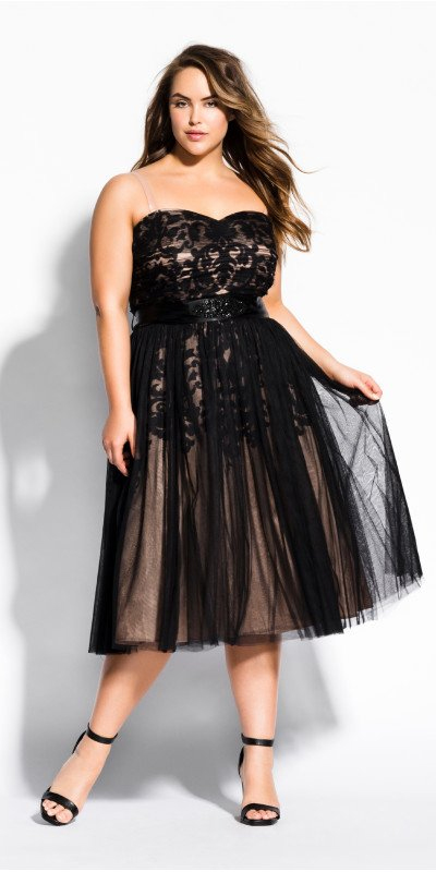 51 Plus Size Party Dresses - Holiday and New Years Party Dresses - Plus Size Fashion for Women - alexawebb.com #plussize #alexawebb