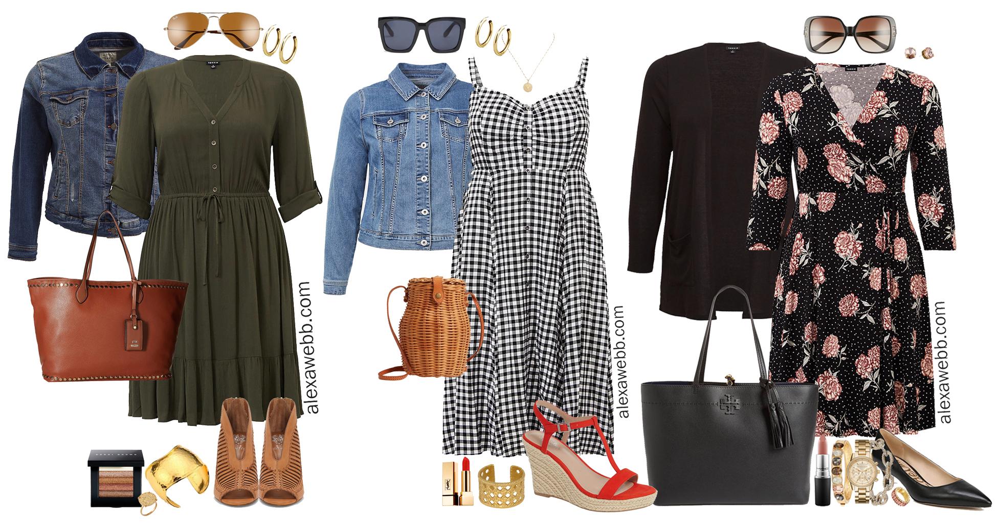 99a5e0d6da6 Plus Size Spring Dresses - Alexa Webb