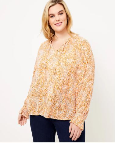 Plus Size Brands to Know - Loft Plus Sizes -  #plussize #alexawebb