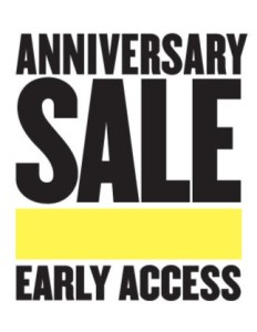 Nordstrom Anniversary Sale 2019 - Early Access