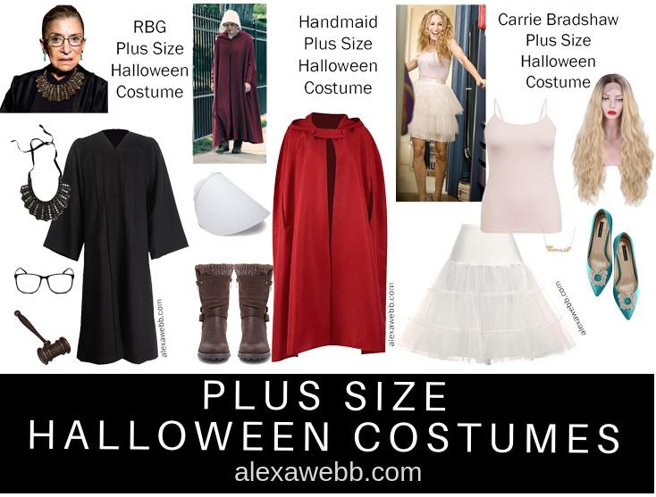 Plus Size Halloween Costumes 2019 - alexawebb.com #plussize #alexawebb