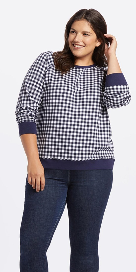 10 Plus Size Preppy Brands to Know - Draper James - Alexa Webb - Plus SIze Fashion for Women - #alexawebb #plussize