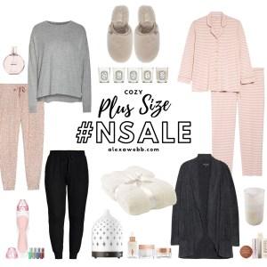 2020 Nordstrom Anniversary Sale – Plus Size Cozy Picks - #NSale - Alexa Webb #plussize #alexawebb