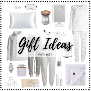 Gift Ideas for Her with Walmart - A plus size and size inclusive gift guide for women - Alexa Webb #plussize #alexawebb