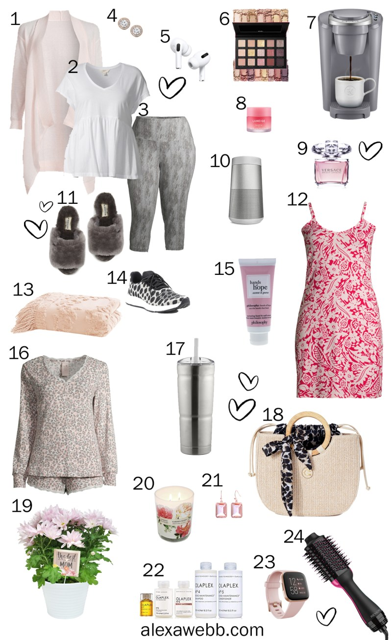 Mother's Day Gift Ideas with Walmart and Alexa Webb - My Top Gifts for Mom - Alexa Webb