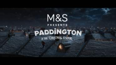 Paddington & the Christmas Visitor | M&S Christmas