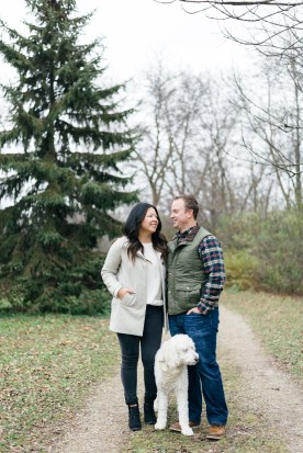 emilee-nick-winter-wauwatosa-wisconsin-portrait-alex-good-photography-dog-outdoor photo