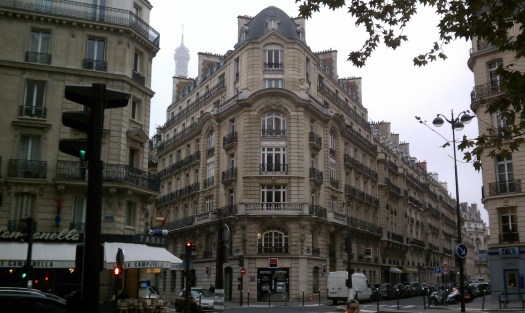 Paris, 7th Arrondissement. Photo by author.