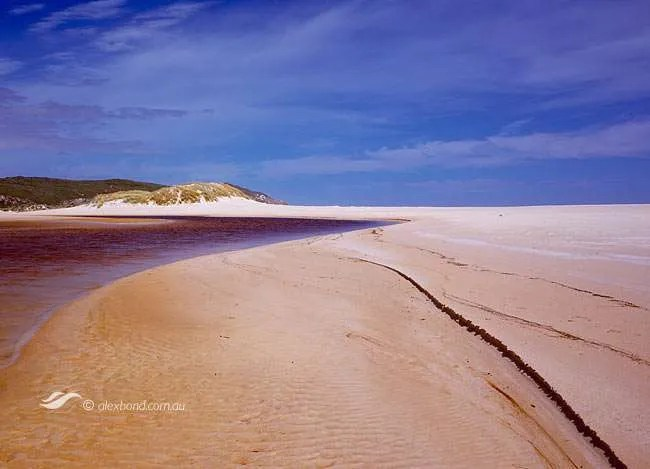 Mouth of the Donnelly River