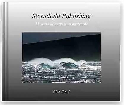 Australian south west postcards Stormlight Publishing Alex Bond