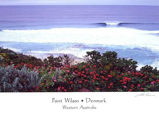 Postcards Denmark Margaret River Pemberton Stirlings