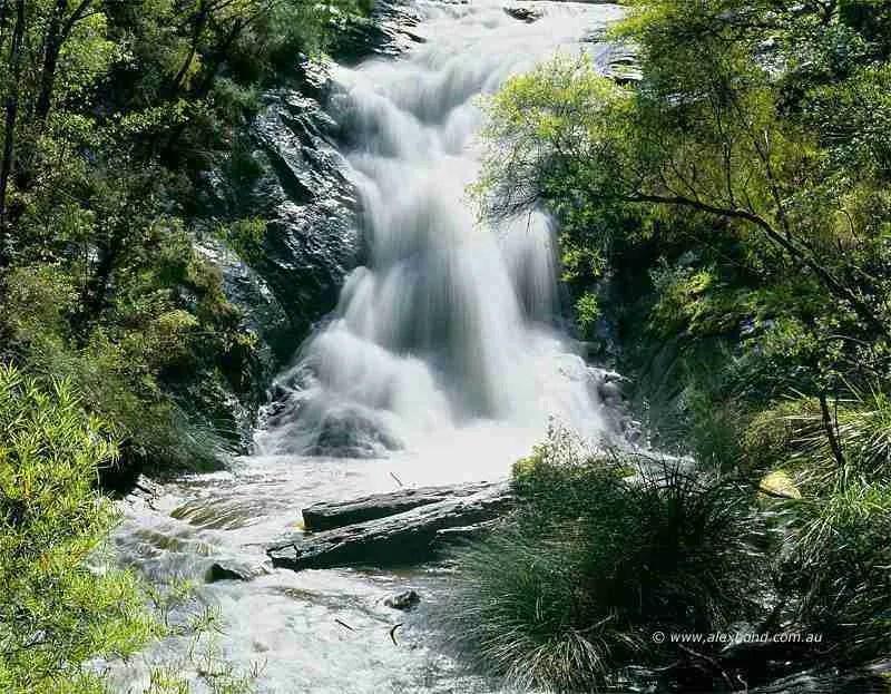 Beedelup Falls, Beedelup National Park Pemberton
