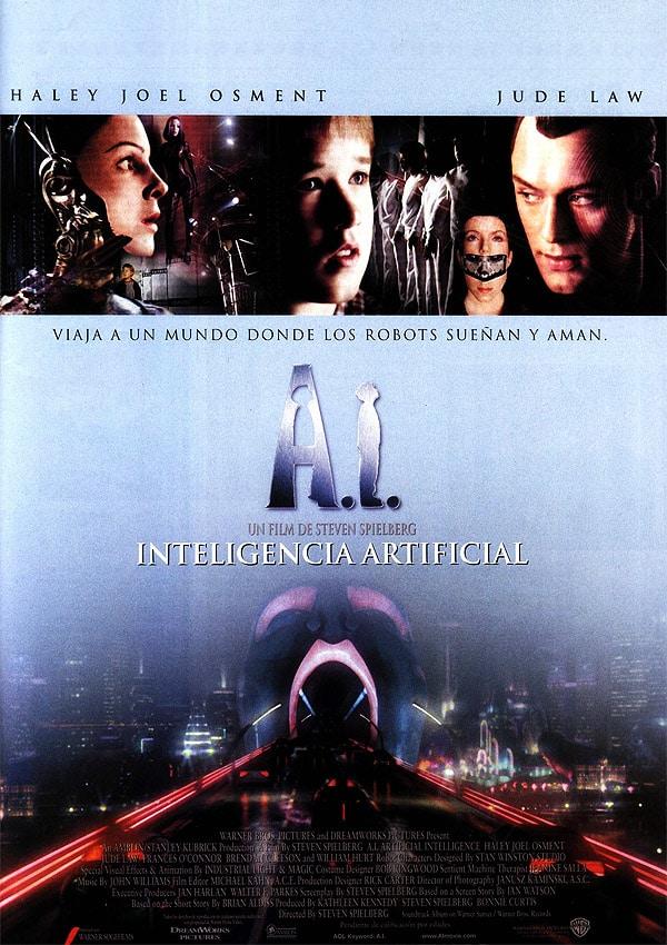 Inteligencia Artificial. La película