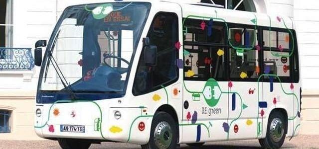 Modelo de Transporte público
