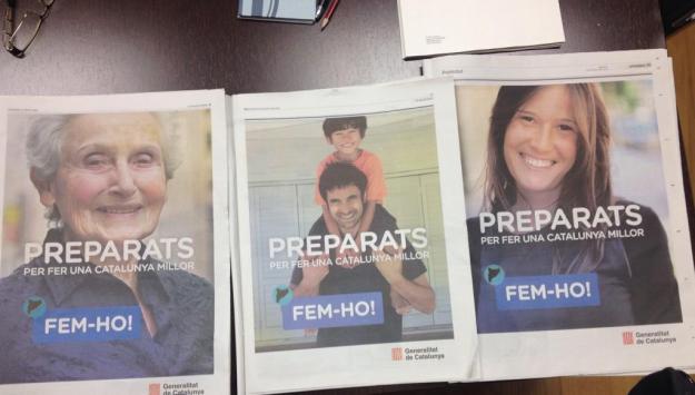 Campaña Generaitat Preparats, Fem-ho