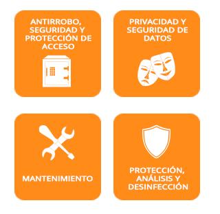 Herramientas de Seguridad y Mantenimiento OSI