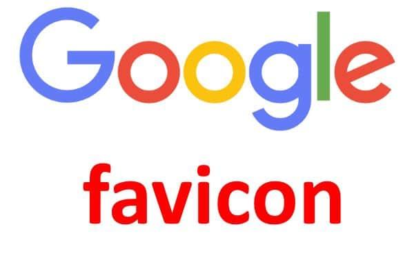 Como descargar el favicon de una página Web o Website con Google
