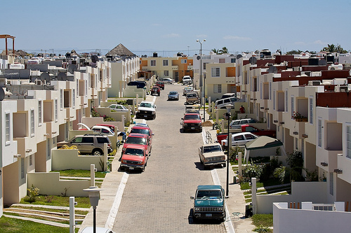 tract-housing