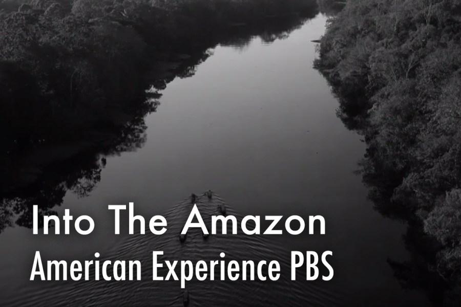 Into The Amazon (2018) - Associate Producer