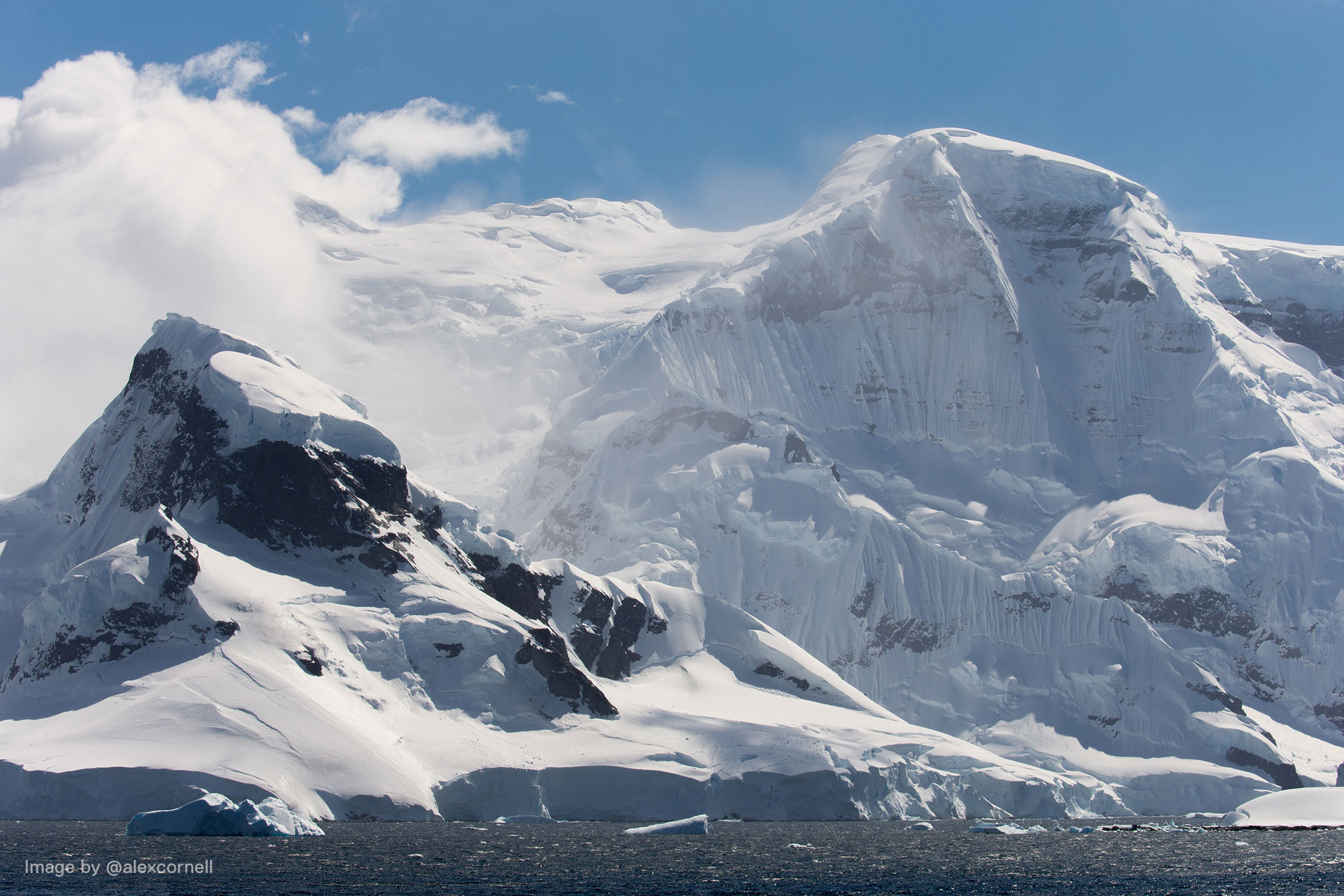 Flipped Iceberg  Alex Cornell