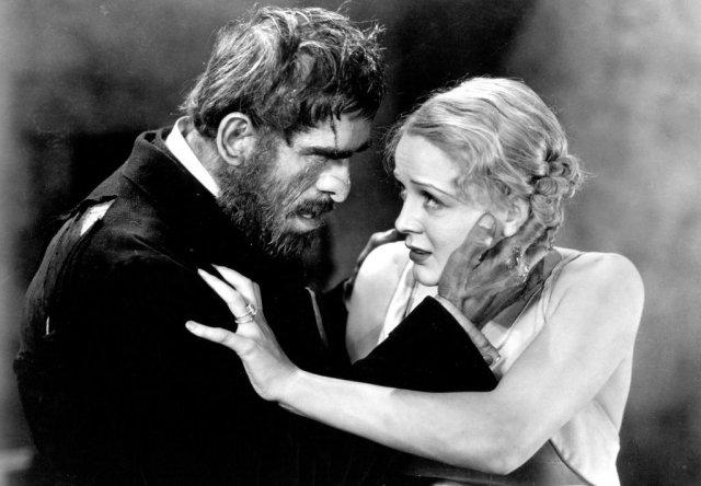 Boris Karloff & Gloria Stuart