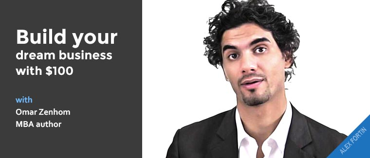 Build your dream business with $100 MBA author Omar Zenhom