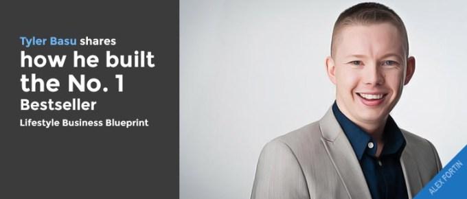 Tyler Basu shares how he built the No. 1 Bestseller Lifestyle Business Blueprint.
