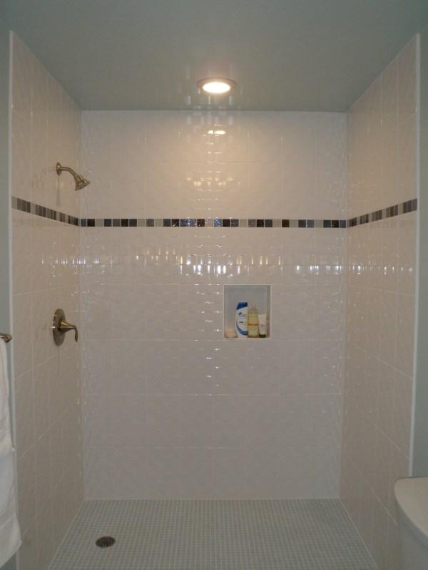 Bathroom Recessed Shower Lights