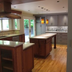 Installing Kitchen Countertop Scrub Brush Holder Alex Freddi Construction, Llc.   General Contractor ...