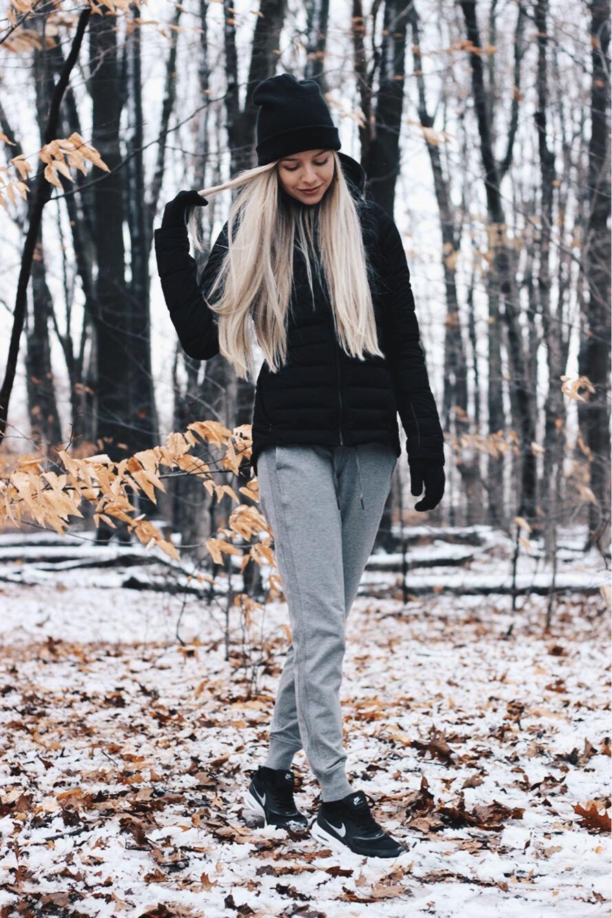 Girls Winter Jacket Nike