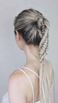 DNA Braid Hair Tutorial - Alex Gaboury