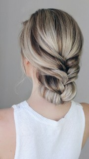 easy hairstyles formal events