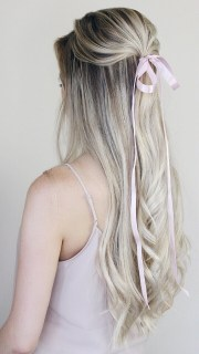 simple hairstyles incorporating