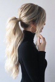 easy claw clip hairstyles - alex