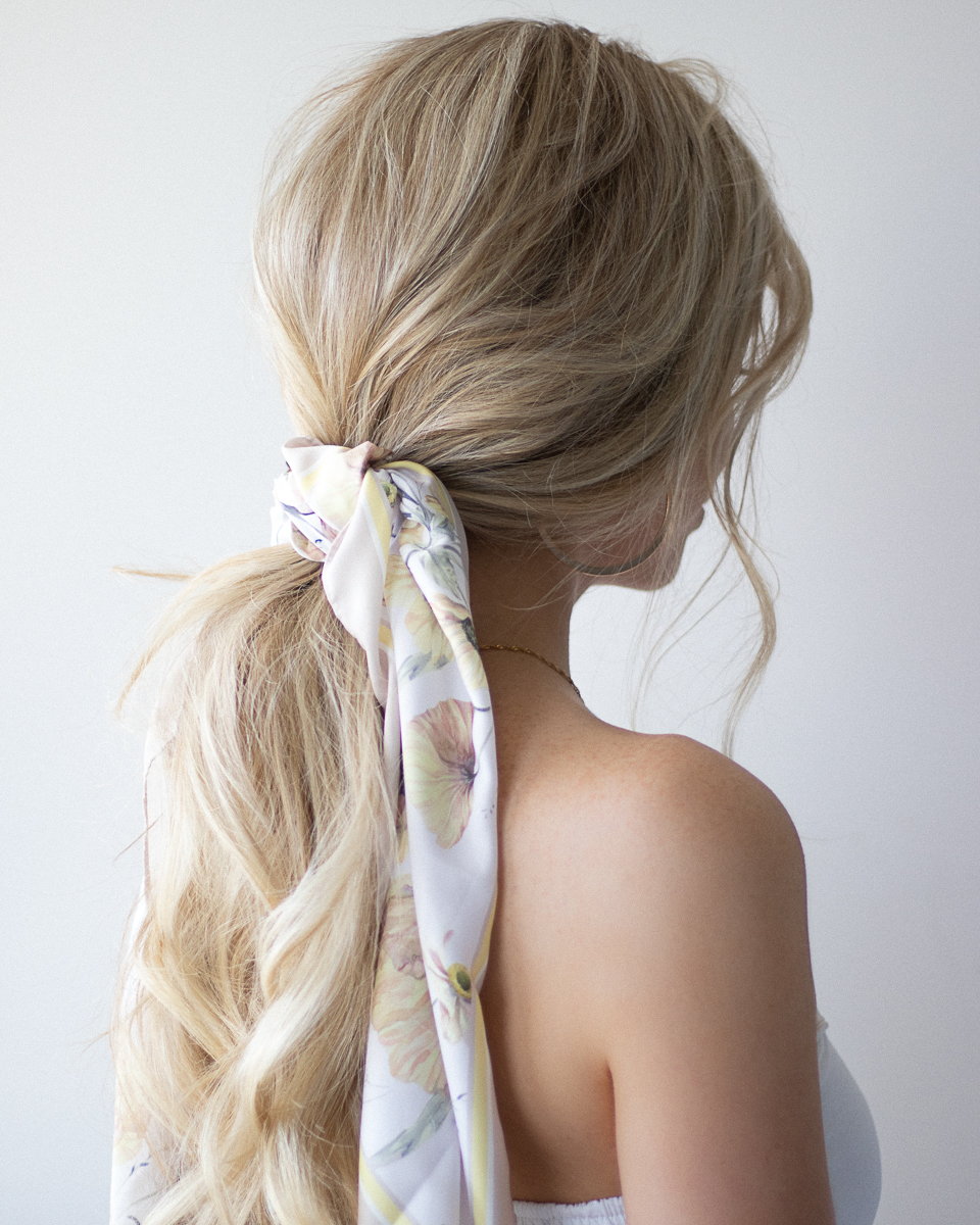 3 EASY HAIRSTYLES FOR SPRING 2019  Alex Gaboury