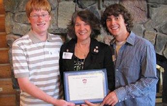 2011 Inaugural Bootstraps: Alex Gilmer Memorial Flight School Scholarship Recipients