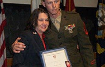 A Note from 2011 Scholarship Recipient, Richard Viehdorfer, USMC