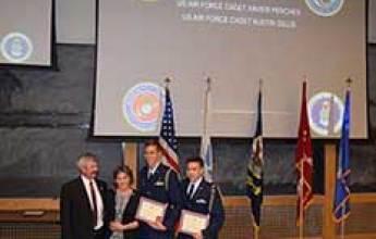 2016 Alex Gilmer Memorial Flight School Scholarship Recipients