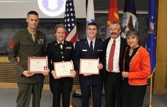 2018 Alex Gilmer Memorial Flight School Scholarship Recipients