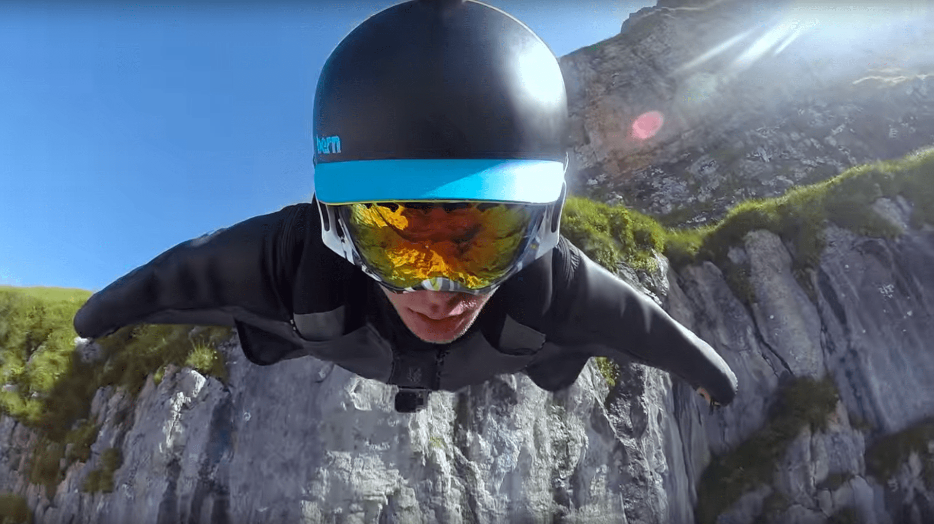 GoPro: Majestic Wingsuit Flight
