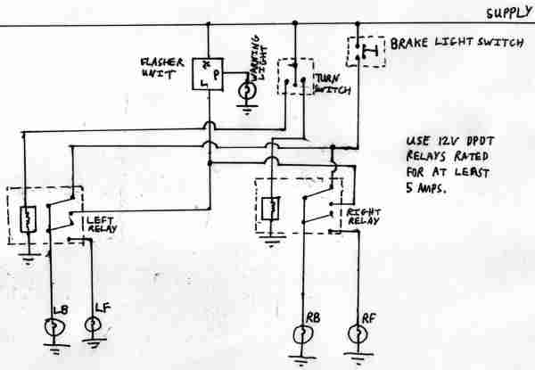 Morris Minor Wiring Diagram With Alternator