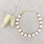 Anklet Bloom Maxi Corail