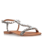 Carvela flat embellished sandals